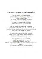 Bir Hastamızdan Vajinismus Şiiri